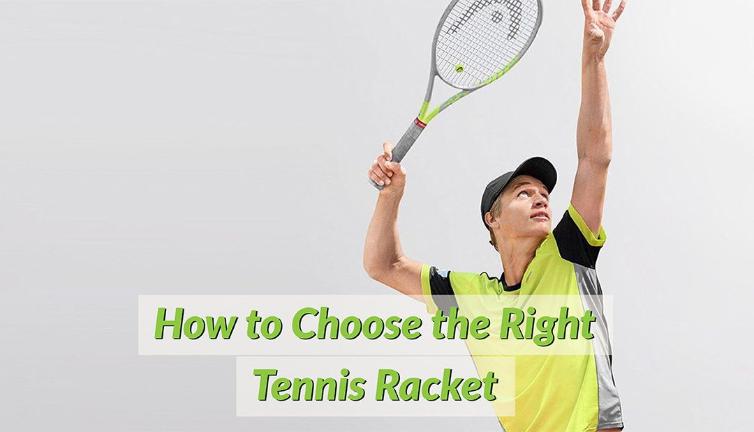 Ask a Pro: How to Choose the Right Tennis Racket