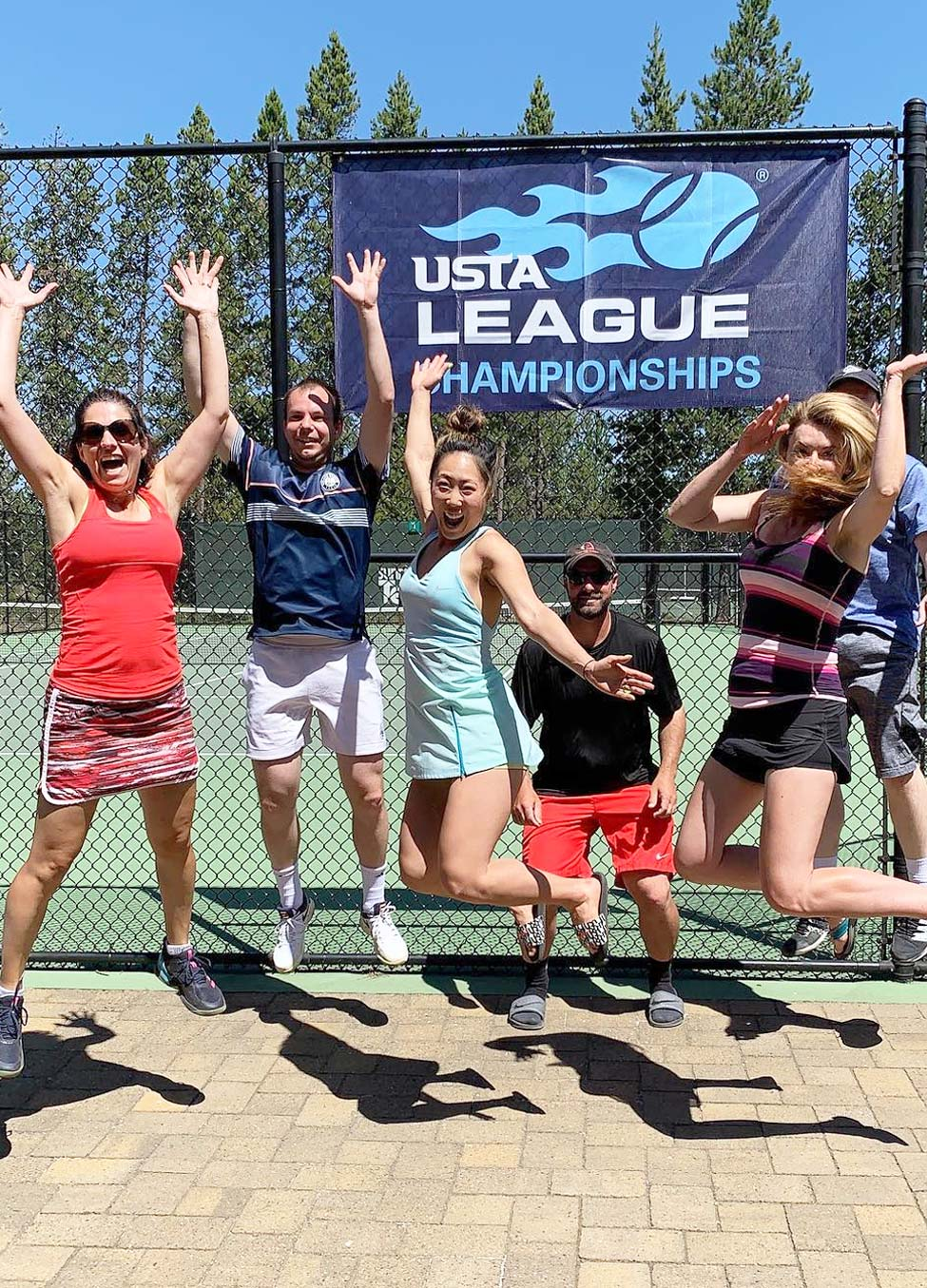 Basha Tennis USTA League Champions