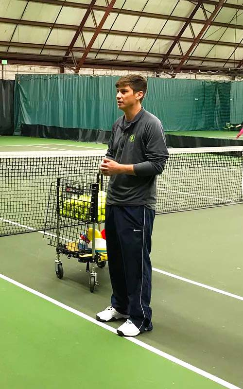 Private Tennis & Competitive Training in Mountlake Terrace-Seattle