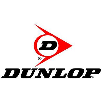Tennis Equipment Manufacturer Logo - Dunlop