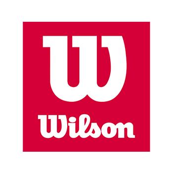 Tennis Equipment Manufacturer Logo - Wilson