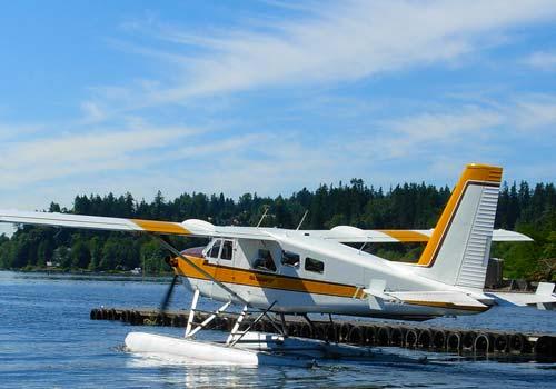 Seaplane in Kenmore-Seattle
